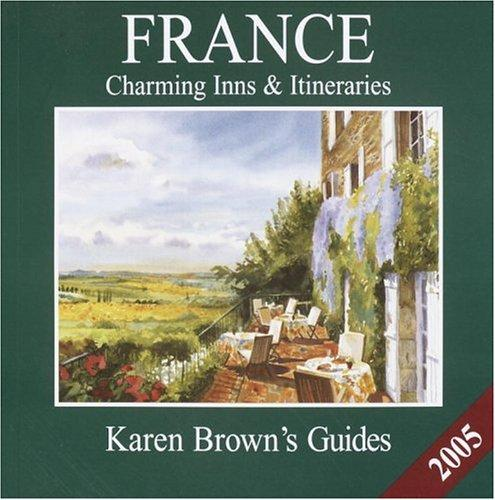 Download Karen Brown's France