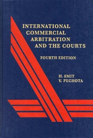 International commercial arbitration and the courts