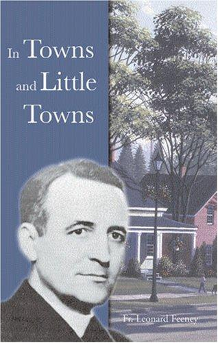In towns and little towns