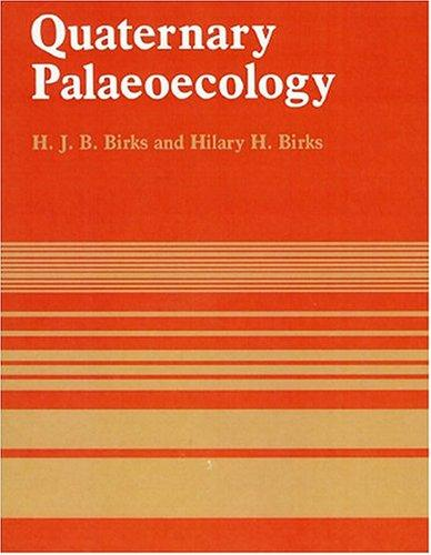 Download Quaternary palaeoecology
