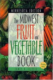 Thumbnail of Midwest Fruit and Vegetable Book: Minnesota (Midwest Fruit and Vegetables)