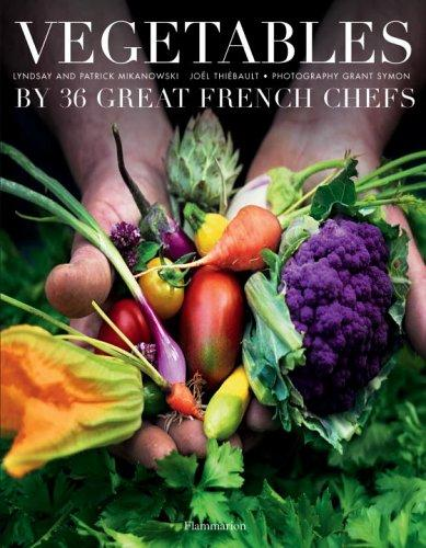 Image for Vegetables by 40 Great French Chefs