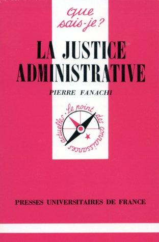 Download La Justice administrative