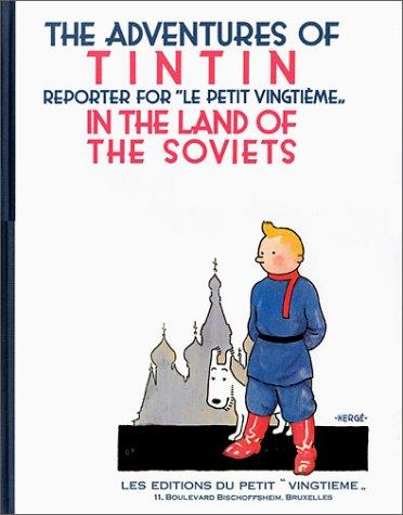 Download Tintin in the Land of the Soviets