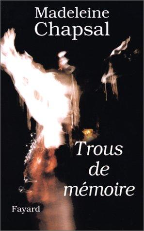 Download Trous de mémoire