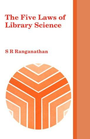 Download Five Laws of Library Science