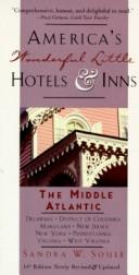 America's Wonderful Little Hotels and Inns