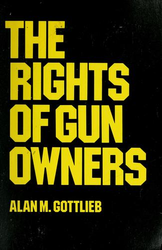 Download The rights of gun owners