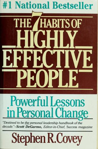 Download The seven habits of highly effective people