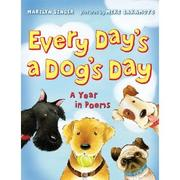 Book  Cover: 'Every Day's a Dog's Day' by Marilyn Singer