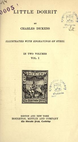 The writings of Charles Dickens.