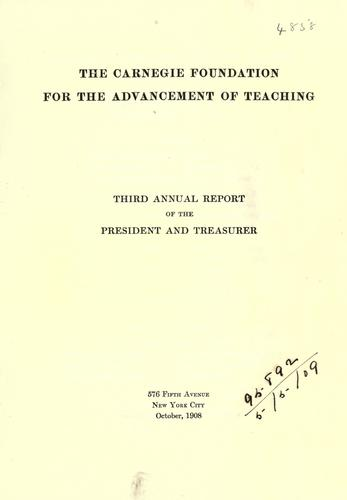 Download Annual report – Carnegie Foundation for the Advancement of Teaching