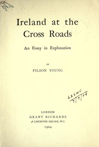 Download Ireland at the cross roads