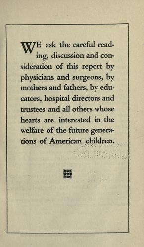 Download The future independence and progress of American medicine in the age of chemistry