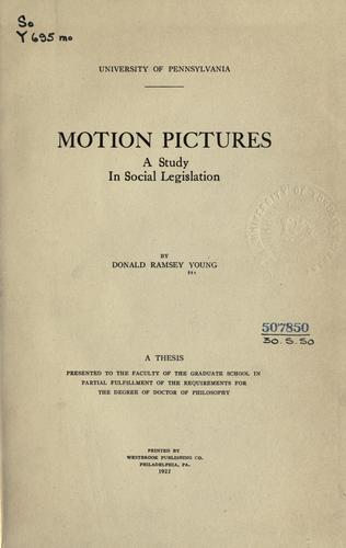 Download Motion pictures