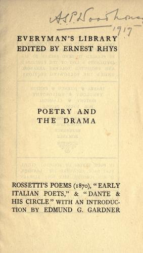 Download Poems & translations