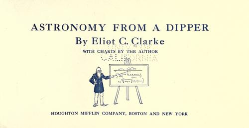 Download Astronomy from a dipper