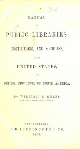 Download Private libraries of New York.