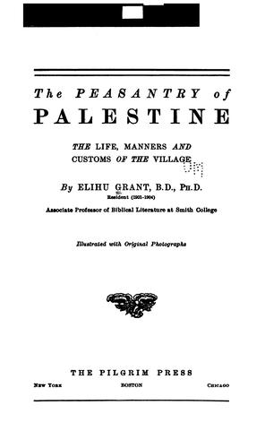 Download … The people of Palestine
