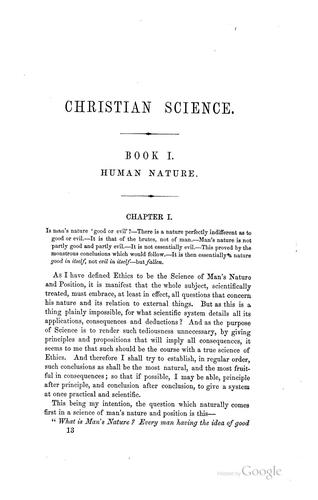 Download The elements of Christian science