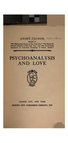 Download Psychoanalysis and love