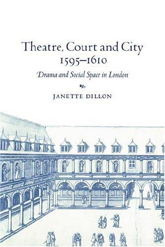 Download Theatre, Court and City, 15951610