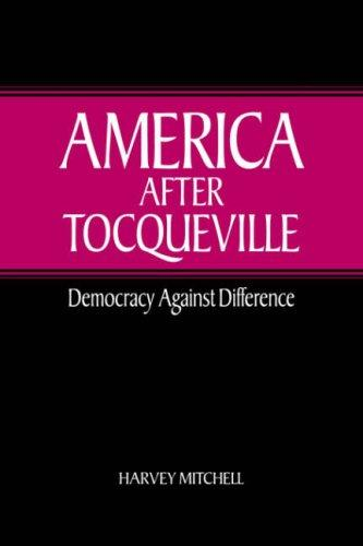 Download America after Tocqueville