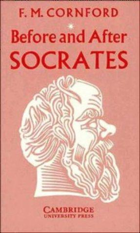 Before and after Socrates.