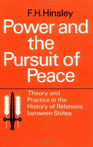 Download Power and the pursuit of peace