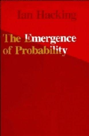 Download The emergence of probability