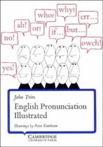 Download English pronunciation illustrated