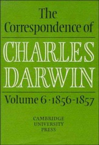 Download The Correspondence of Charles Darwin