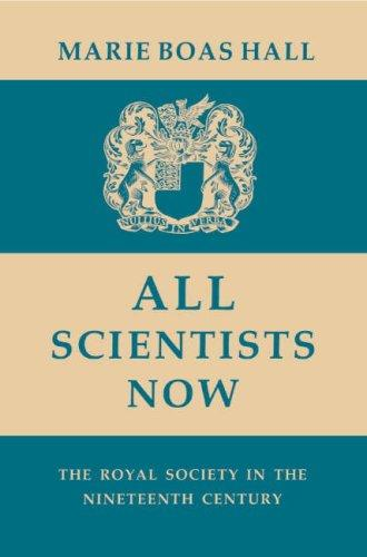 All scientists now