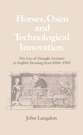 Horses, oxen, and technological innovation
