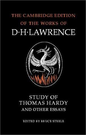 Download Study of Thomas Hardy and other essays