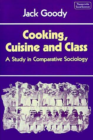 Download Cooking, Cuisine and Class