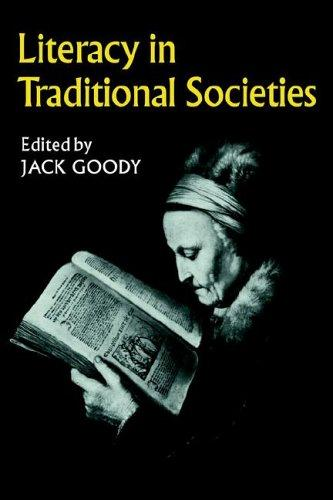 Download Literacy in Traditional Societies
