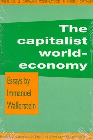 Download The capitalist world-economy