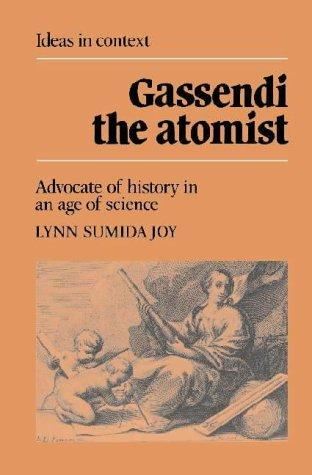 Download Gassendi the Atomist
