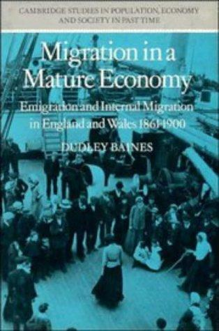 Download Migration in a mature economy
