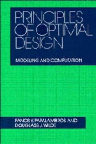 Download Principles of optimal design