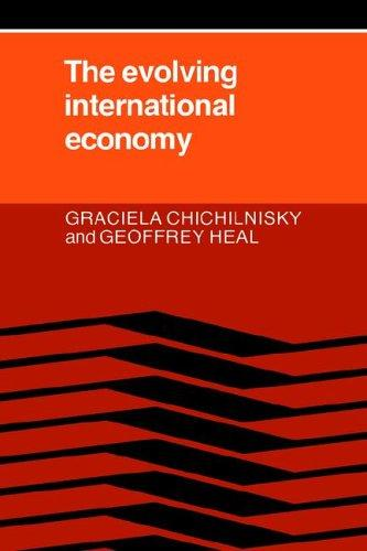 Download The evolving international economy