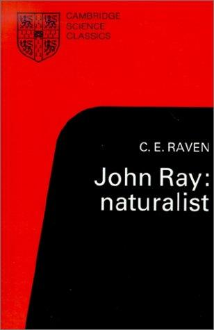 Download John Ray, naturalist