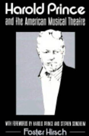 Download Harold Prince and the American musical theatre