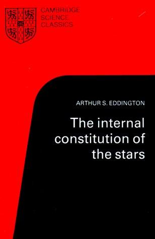 Download The internal constitution of the stars