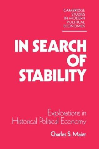 Download In Search of Stability
