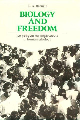 Download Biology and freedom