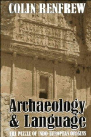 Download Archaeology and language
