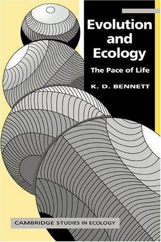 Download Evolution and Ecology
