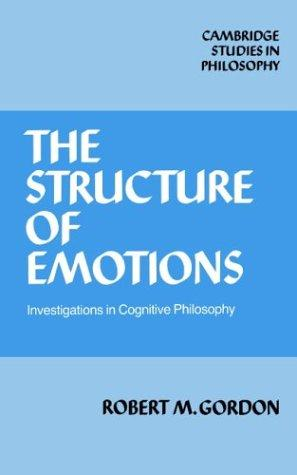Download The Structure of Emotions